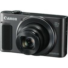 Canon PowerShot SX620 HS 20.2MP HD Digital Camera (Black) #1072C001