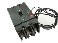 NEW GE TEY350ST12 Circuit Breaker 3 POLE 50AMP W/ 120V SHUNT TRIP