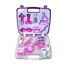 14pcs Gioco di Ruolo per Bambini Kit Medico Dottore Giocattoli Set Educativo