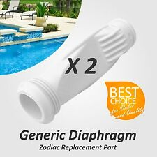 2 X ZODIAC GENERIC BARACUDA REPLACEMENT SPARE DIAPHRAGM CASSETTE