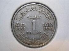 Marokko 1 Franc 1951        (011)