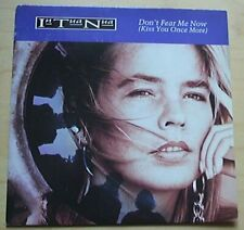 """IN TUA NUA DON'T FEAR ME NOW 7"""" P/S UK"""