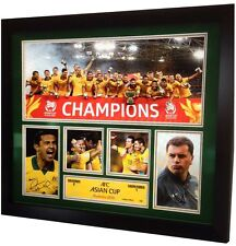 Tim Cahill Signed photo Socceroos AFC Asian Cup 2015 - Memorabilia Framed