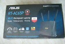 ASUS RT-AC65P Dual Band Wireless Router 2.4/5GHz 802.11ac/b/g/n USB WiFi AC1750