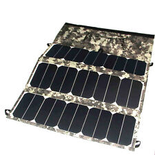solar charger 33w 12v clip&usb for Car Motorcycle Battery Charger Maintainer mp3