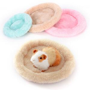 New Guinea Pig Bed Winter Small Animal Cage Mat Hamster Hedgehog Sleeping Ho gA