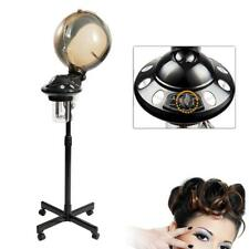 Professional Hair Steamer Hair Care Styling Salon Spa Equipment W/Rolling Stand