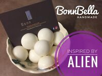 10 X INDIVIDUAL HIGHLY SCENTED WAX MELTS - Inspired By Alien - Handmade