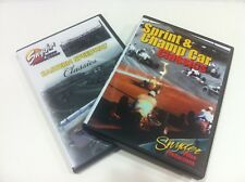 2 Classic Racing DVDs - Snyder Video Productions
