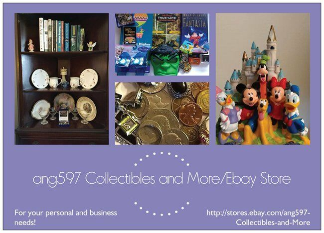 ang597 Collectibles and More