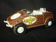 Old Vtg Antique Collectible Tootsietoy Diecast Toy Kubelwagen Jeep Made In Usa