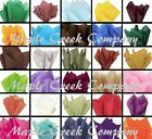 10 Sheets of Tissue Paper - 33 Colors to Choose From FOR GIFT BAGS & CRAFTS