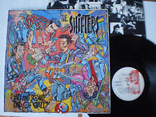 """THE SHIFTERS - LP - """"LAZY & SOME KIND OF CRAZY"""" - 1988 (FRANCE)"""