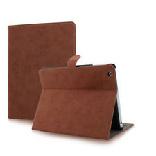 Luxury Leather Smart Case Stand Cover For iPad 2/3/4 Air/Air2 mini1/2/3/4