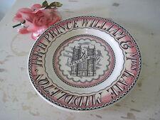 Emma Bridgewater Pottery William and Kate Royal Wedding Plate