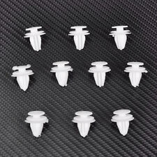 30x Nylon Door Trim Panel Retainer Clips 90467-10188 Fit Toyota Sienna 2004 - On