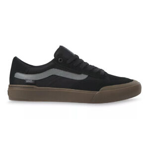 "Vans ""Berle Pro"" Sneakers (Black/Dark Gum) Skate Shoes"