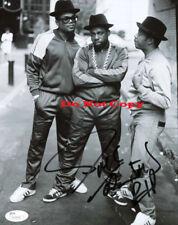 Run DMC Darryl McDaniels autographed 8x10 photograph Reprint