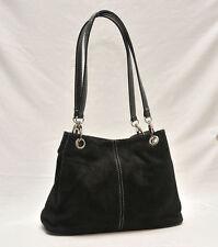 Markenlose Damentaschen aus Wildleder mit Innentasche (n)