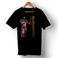Saul Canelo Alvarez Boxer World Champion Mexico GGG Golovkin Boxing T-Shirt