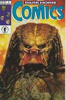 Dark Horse Comics Predator, Time Cop, Renegade, Robocop August 1992 #1