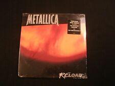 Metallica - Reload - 1997 Vinyl 12'' Lp./ Sealed New/ Hard Rock Metal