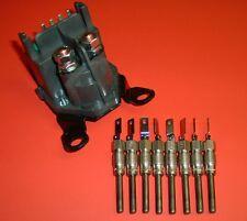 6.2L / 6.5L Diesel Glow plug kit - Premium Glow plugs + Controller 85 - 93