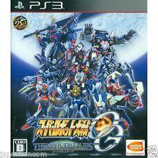 PS3 Super Robot Wars OG SONY PLAYSTATION 3  NEW JAPAN JAPANESE JAPONAIS IMPORT