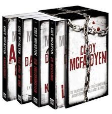 4 x Cody McFadyen im Schuber - Band 1 bis 4 - siehe Auflistung - UNGELESEN