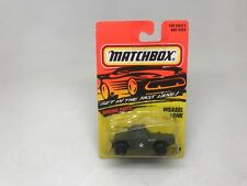 Matchbox-Weasel Tank #77(M-3173)-New On Card-1995-Look-
