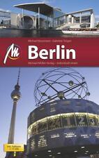 Reiseführer BERLIN 2016/17 Michael Müller Verlag mit Stadtplan UNGELESEN WIE NEU