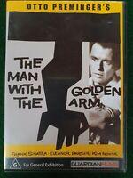 THE MAN WITH THE GOLDEN ARM - Frank Sinatra, Eleanor Parker, Kim Novak - DVD