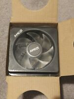 NEW AMD AM4 Wraith Prism CPU Cooler Fan from Ryzen 7 3800x w/ RGB jumper cables