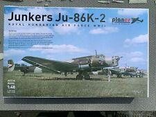 Junkers Ju86-K2 Royal Hungarian Air Force 48th Resin Kit Improved Version