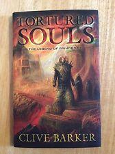 Clive Barker Tortured Souls The Legend Of Primordium Hardcover 1st Edition New