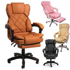 Bürostuhl Schreibtischstuhl  Design TV Sessel Chefsessel Relax & Home Office