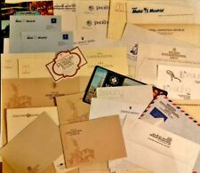 Collection of Vintage Stationery from Hotels in Europe & Africa