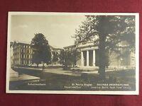 Columbia University St Paul Chapel 1907 Vintage Photo Postcard Antique
