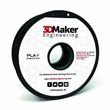 PLA+ Pro Series 3D Printer Filament - 3DMaker Engineering