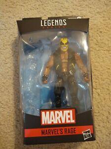 Marvel Legends Marvel's Rage Avengers Action Figure No BAF Part