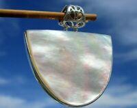 Perlmutt - Anhänger Silber 925 !