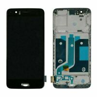 For Oneplus 5 Five 1+5 LCD Screen Replacement Touch Digitizer Display Frame UK
