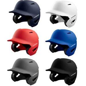 Evoshield XVT Matte Baseball Batting Helmet WTV7115 - 3 Sizes