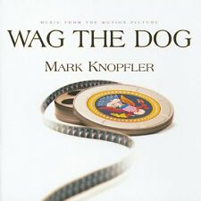 Wag The Dog Film Soundtrack CD NEW SEALED 1998 HDCD Mark Knopfler