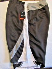 RPX MENS BLACK COOL TEX JERSEY ATHELTIC SHORTS, SIZE 3X NEW WITH TAGS