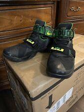 Mens Nike Lebron Soldier IX PRM OREGON DUCKS 749490-073 Shoes 12
