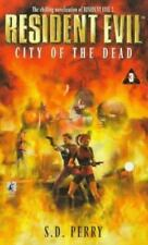 Resident Evil Vol 3: City of the Dead  by S. D. Perry 1999 PB 1st Print