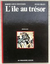 L'île au Trésor ( + David Balfour ) EO 1980 TBE Hugo Pratt Stevenson
