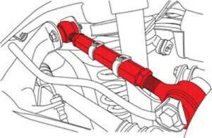 SPC 67105 Adjustable REAR CAMBER ARM 06-13 BMW E90 E91 E92 E93 E82 E88