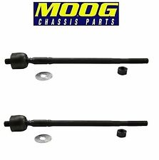 For Mitsubishi Eclipse Galant Set Of 2 Front Inner Tie Rod Ends Moog EV800045